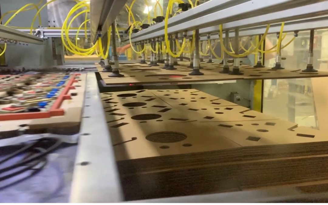Baysek Die Cutter Accommodates Packaging Challenges